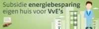 Meer subsidie voor VvE's