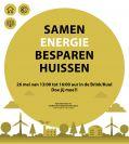 Informatiemiddag energiebesparing 26 mei in Huissen