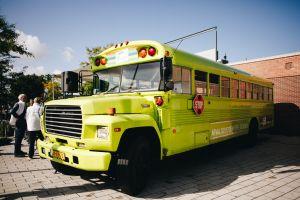 Eerste stop Energiebus groot succes! Kom langs op 19 september